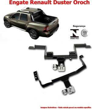 engate-reboque-Renault Duster Oroch-inmetro- AutoAba Acessórios 2