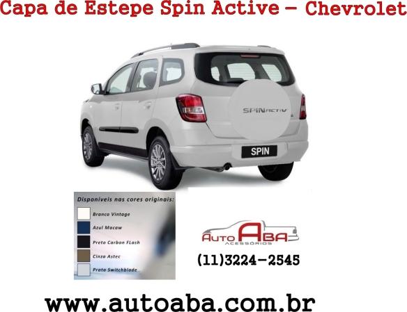 Capa de Estepe Spin Active - Platform