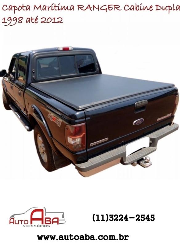 Capota Marítima Original Elite Ford Ranger Cabine Dupla 98 A 2012 - Chevrolet