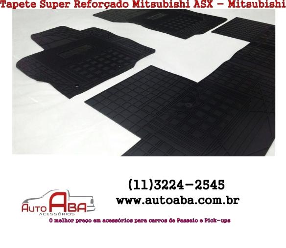 Tapete Super Reforçado Mitsubishi ASX - Mitsubishi