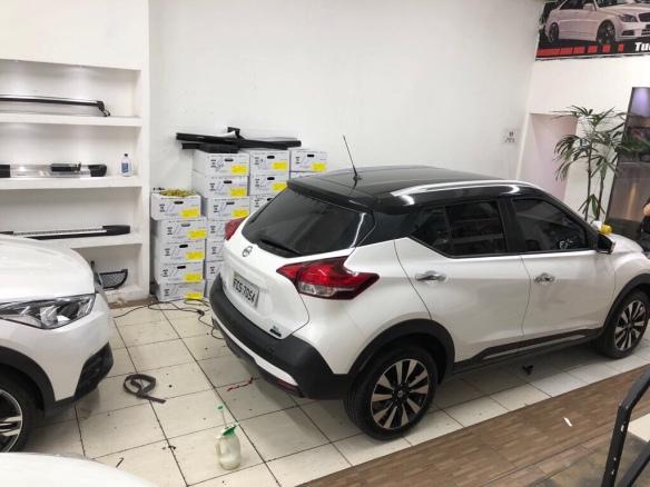 envelopamento de teto para Nissan Kicks | AutoAba ...